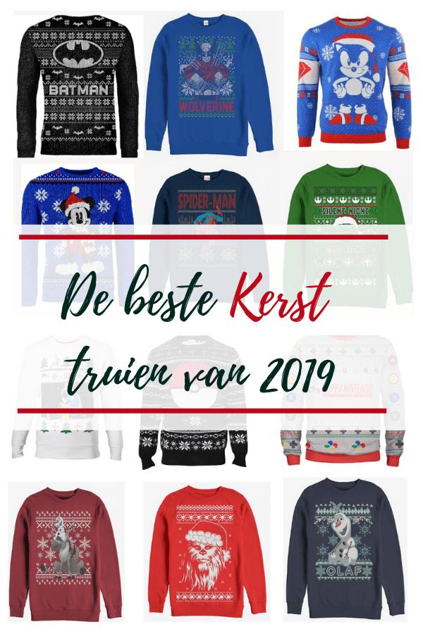 De beste kersttruien van 2019! Dit is het overzicht om de beste kersttrui te vinden! Wil jij een foute kersttrui voor deze kerst, dan moet je op tijd beginnen met bestellen! Bekijk snel welke foute truien er te vinden zijn! #kerst #foutekerst #foutekersttrui #kersttrui