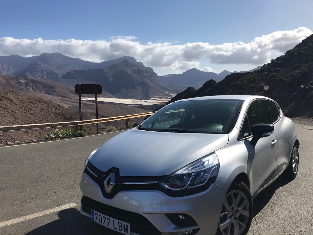huurauto van de week in Gran Canaria