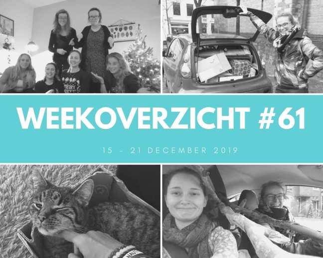 Weekoverzicht #61: de eerste week weer in Nederland