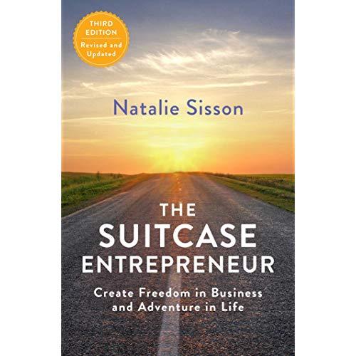 Suitcase entrepreneur - Natalie Sisson