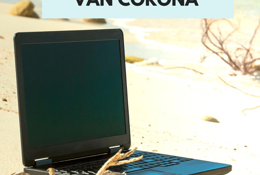 Digital nomad worden in tijd van corona