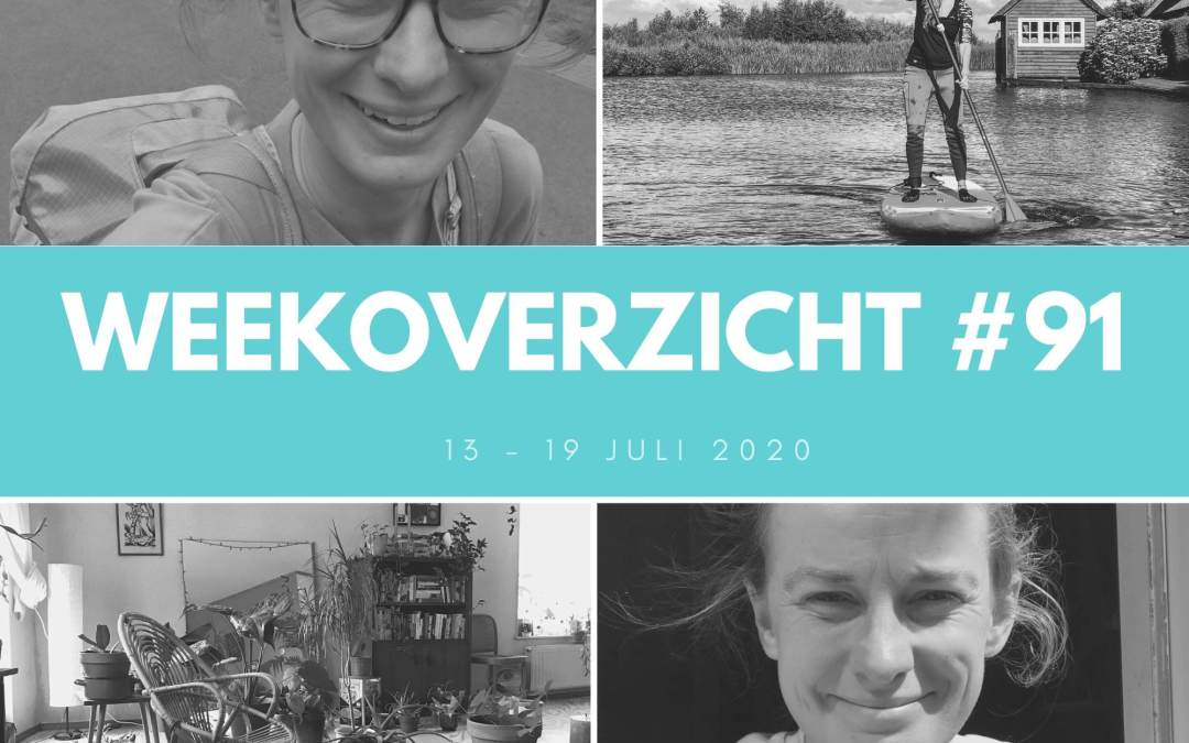 Weekoverzicht #91: suppen in Giethoorn en dag rijangst!
