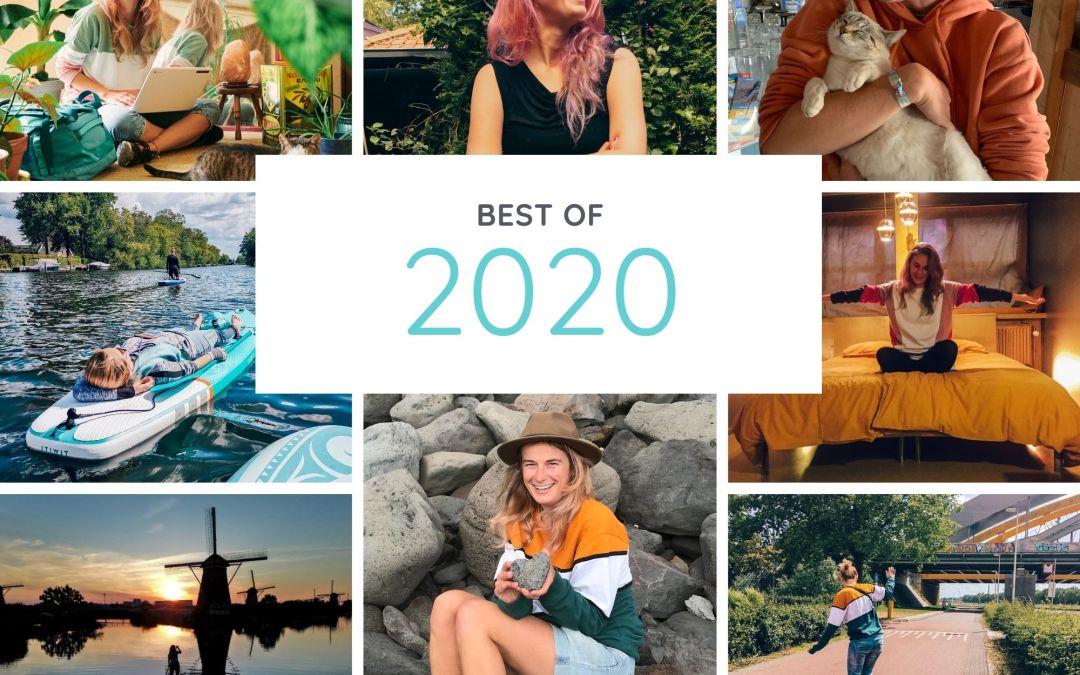 Mijn jaaroverzicht van 2020
