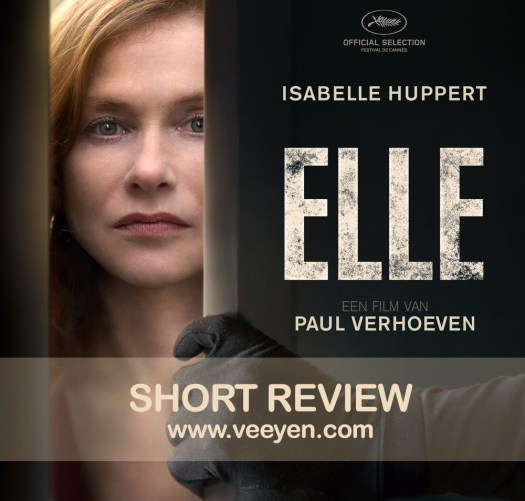 Elle French Movie Review