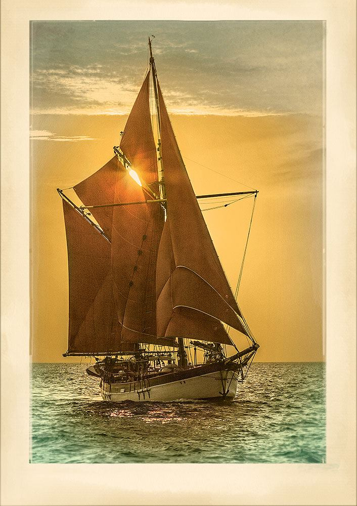 Art Prints of the Historic Vessel Vega