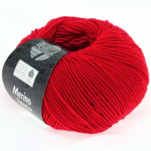 Lana Grossa Cool Wool 417 - Rød