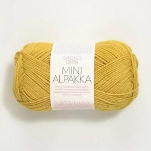 Sandnes Mini Alpakka 2015 - Majsgul