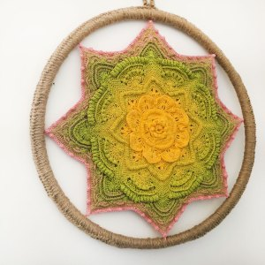 Mandala watermelon Love