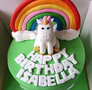 rainbow-unicorn-cake  Unicorn Rainbow Cake rainbow unicorn cake