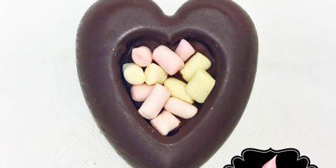 Love Heart Rocky Road