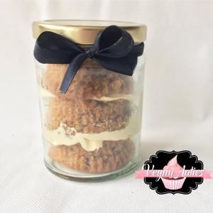 salted caramel cake jars salted caramel cake jars Salted Caramel Cake Jars salted caramel cake jar
