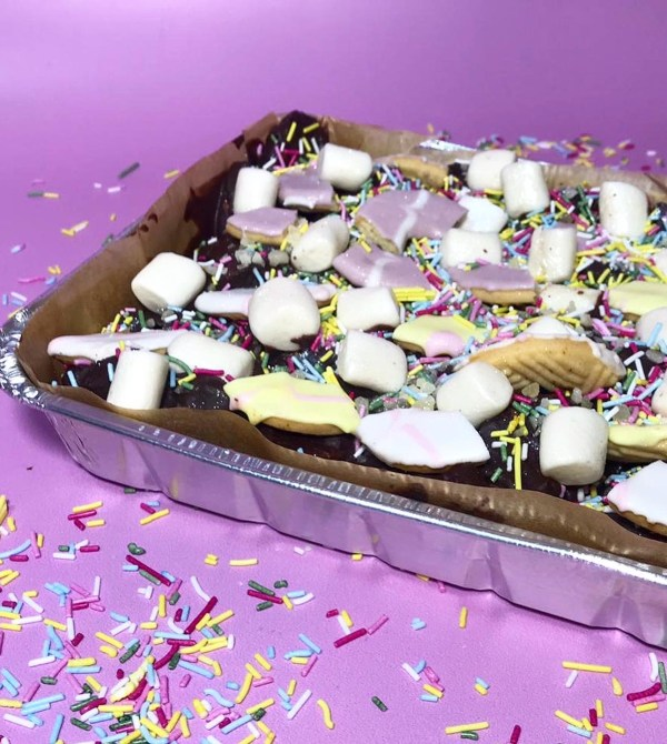 Party Time Rocky Road