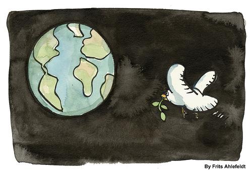 Harmoningai žemė - utopija?