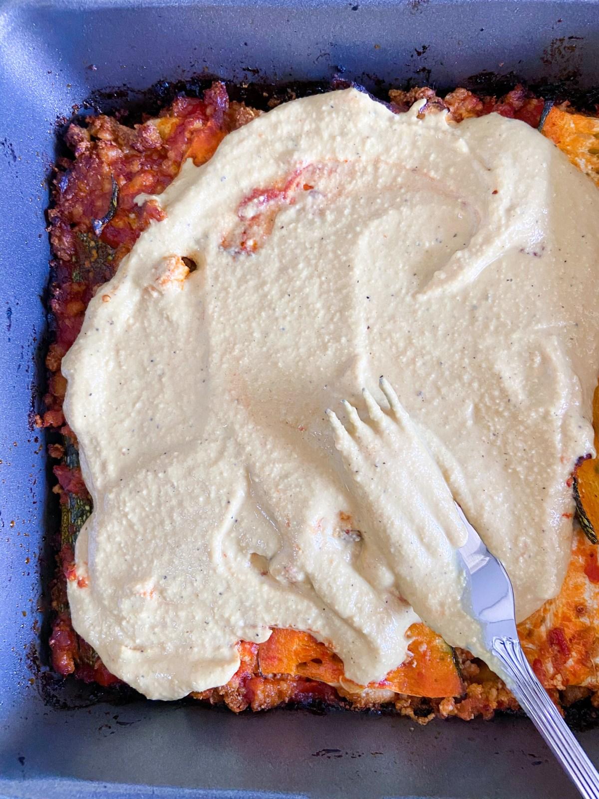Vegan Zucchini Lasagna Recipe
