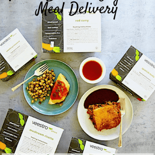 Finally there's a plant-based, gluten-free AND organic meal delivery service with Veestro! Whether you're too busy to cook, want to eat more of a vegan diet but don't know how, or just want to try something that you can count on to make your life easier for any meal of the day, then Veestro is for you. Read on for my review!