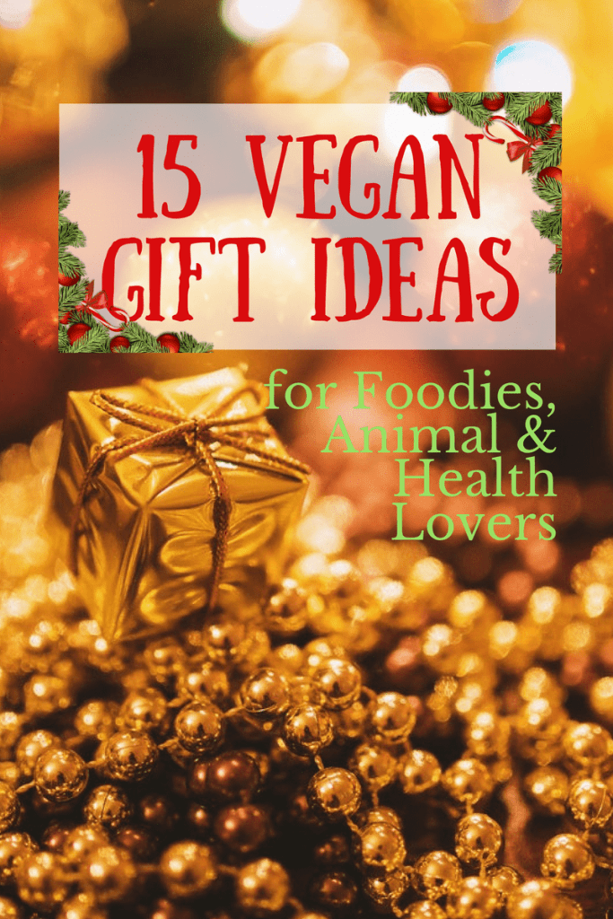 Here's a collection of some of my favorite vegan gift ideas! This gift guide isn't just for vegans, but for anyone in your life who is passionate about eco-friendliness, cooking or healthy living.