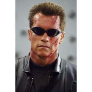 Arnold Schwarzenegger version Halloween