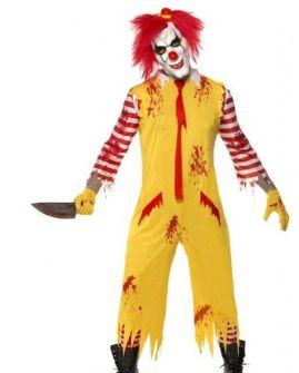 Costume Mac Donald qui fait peur