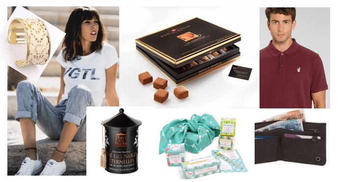 cadeau de Noël vegan