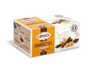 Chocolat Orangettes Cémoi