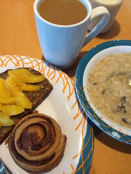 Royal Caribbean vegan breakfast choices