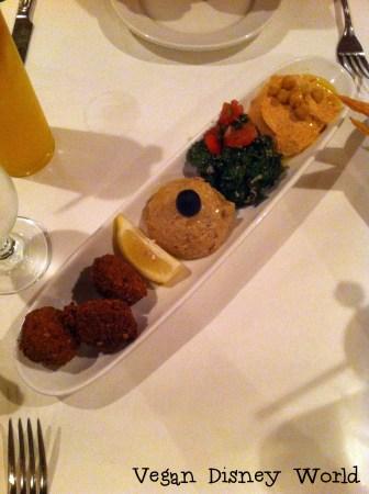 Appetizer from Marrakesh