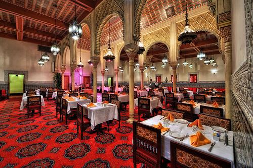 Restaurant Marrakesh Review Vegan Disney World