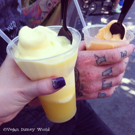 Pineapple Floats, AKA Dole Whip Floats