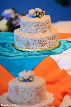 Our BabyCakes NYC Wedding Cake