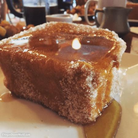 Tonga Toast with Syrup