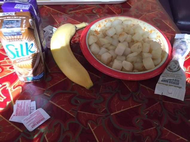 Sunshine Seasons Breakfast - Image from @Cherylp3 on Twitter