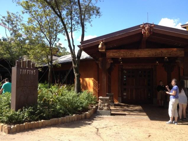 Tiffin's Front Entrance