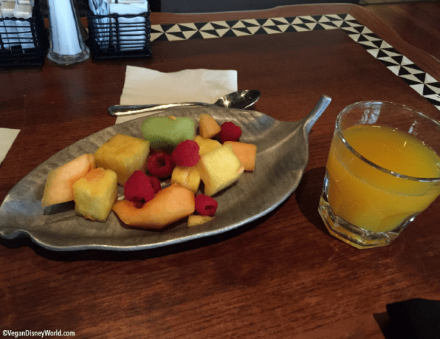Fruit with Juice
