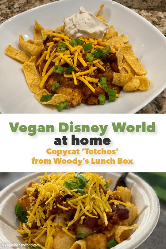 Vegan Disney World At Home Totchos Vegan Disney World