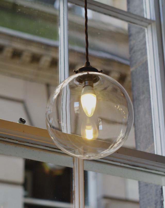 Light at Zizzi Edinburgh