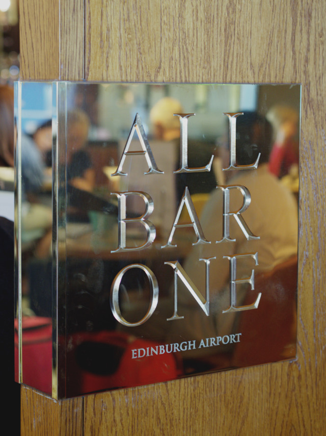 All Bar One Edinburgh Airport