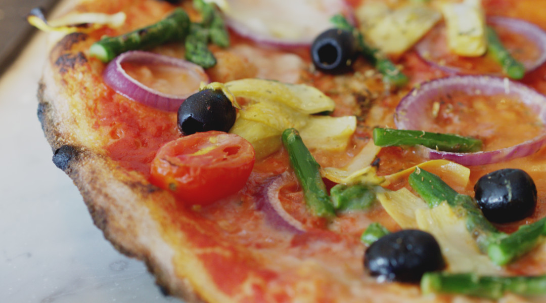 Pizza Express Vegan Review Vegan Edinburgh