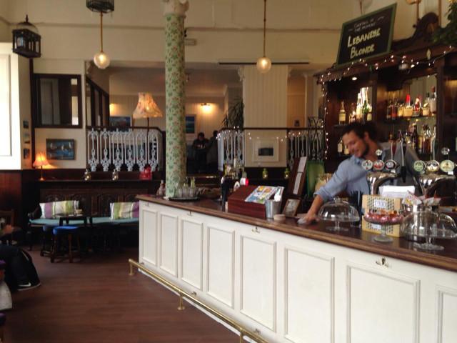 Joseph Pearce's Bar