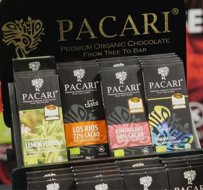 Pacari Chocolates
