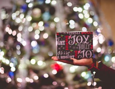 Vegan Edinburgh Christmas Gift Guide