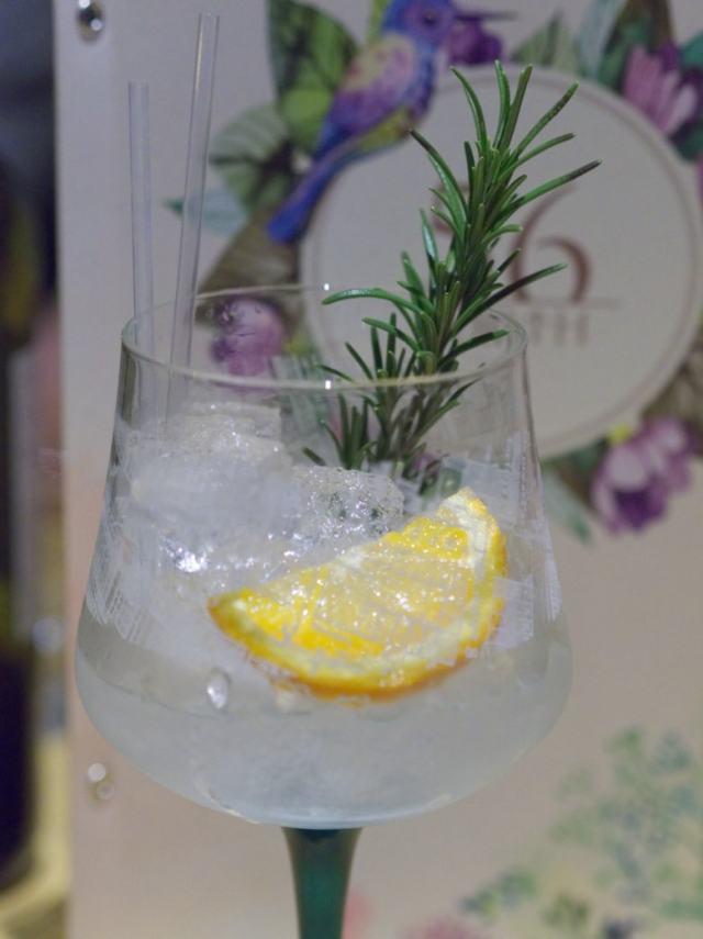 56 North gin Edinburgh