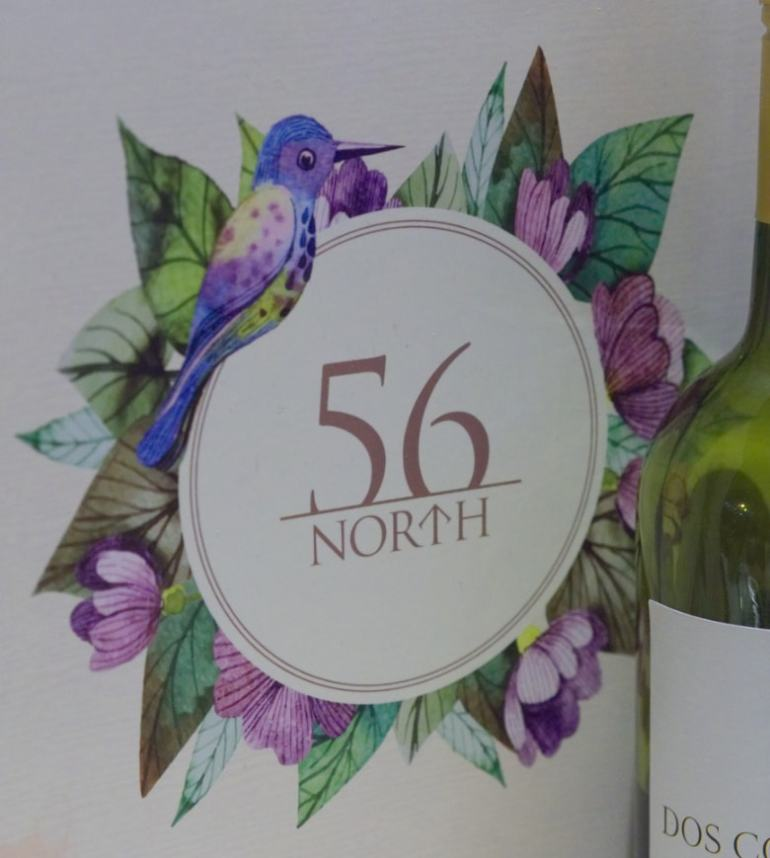56 North Menu Edinburgh