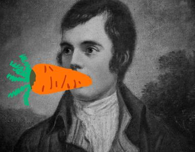 Vegan Burns Night Edinburgh