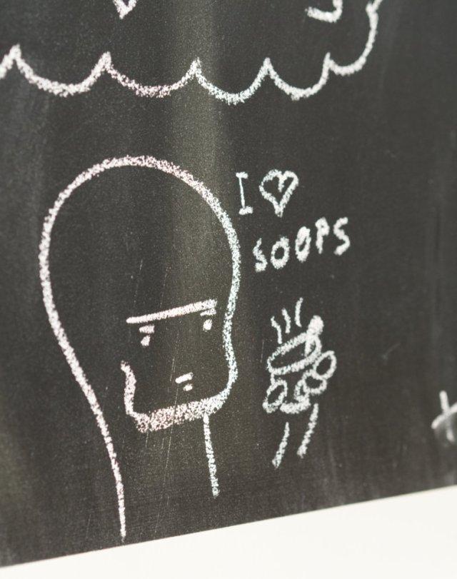 Doodles at Union of Genius