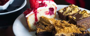 Mimi's Bakehouse Vegan Afternoon Tea Edinburgh