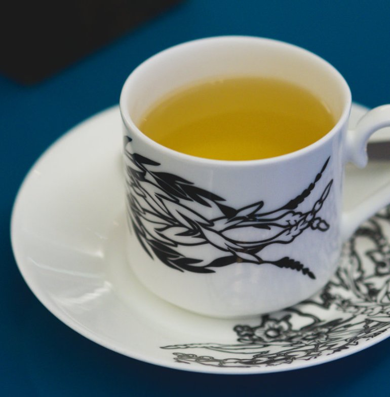Tea at Radisson Collection, Edinburgh
