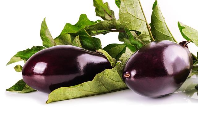 Image of Eggplants from VeganEnvy.com