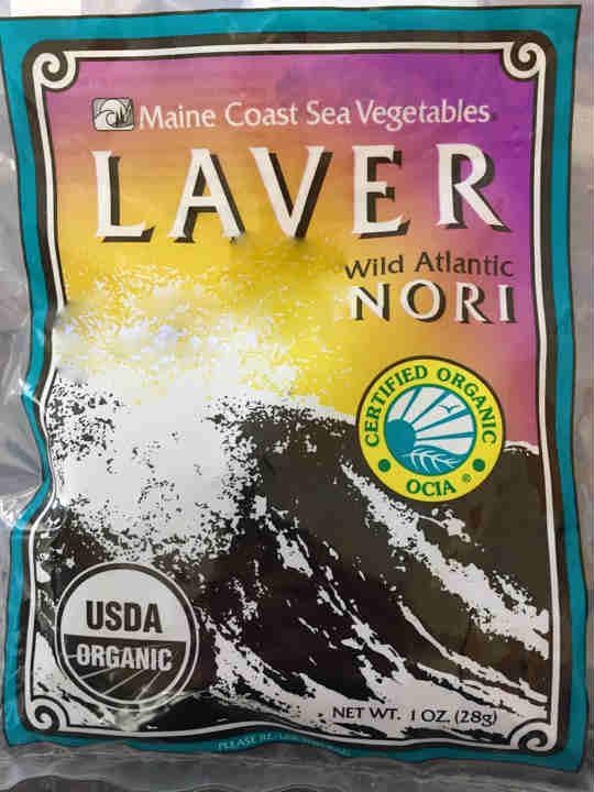 Nori Seaweed Package