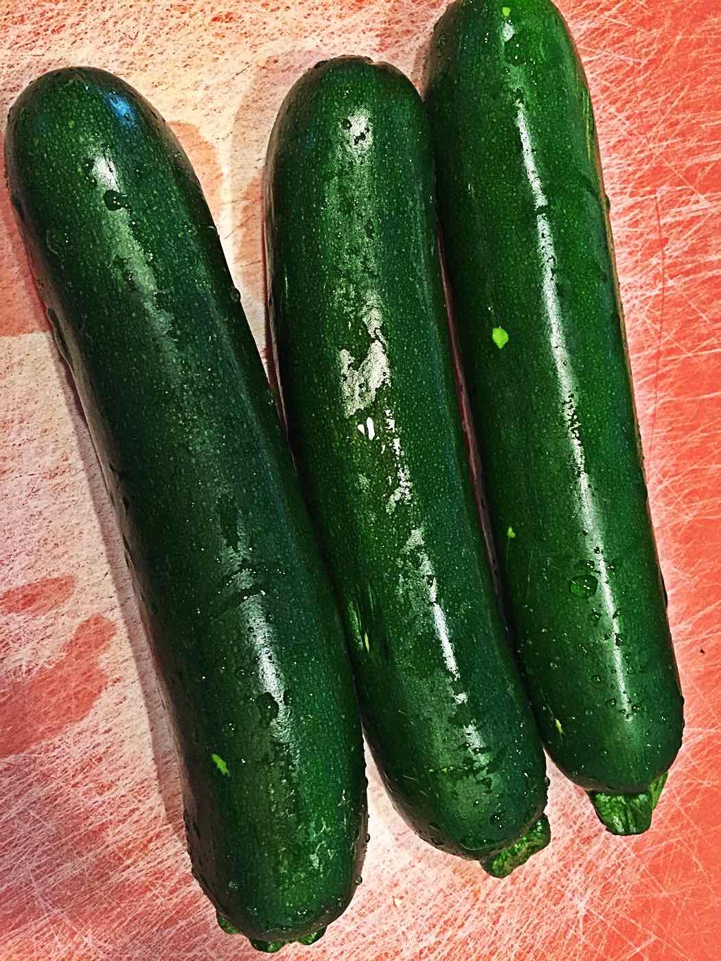 Zucchini whole