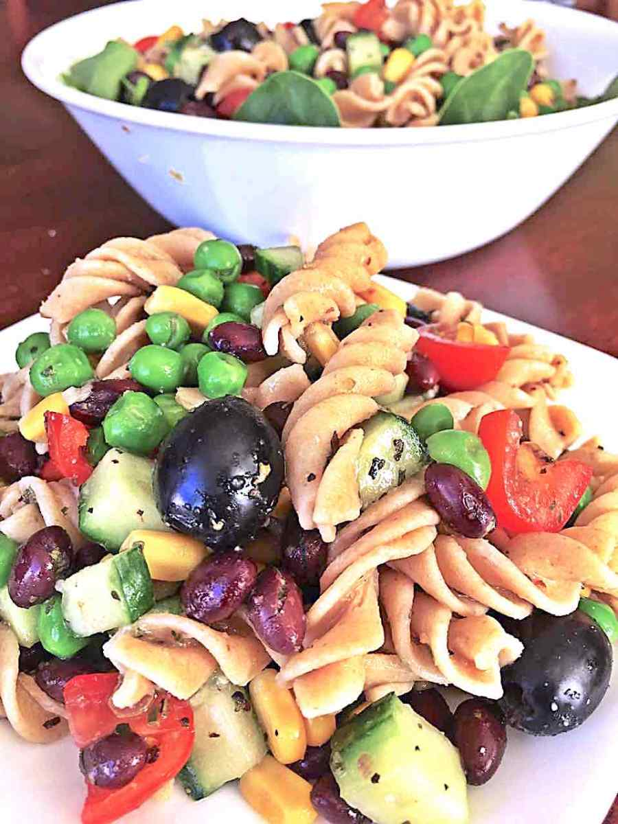 Super Summer-Time Pasta Salad